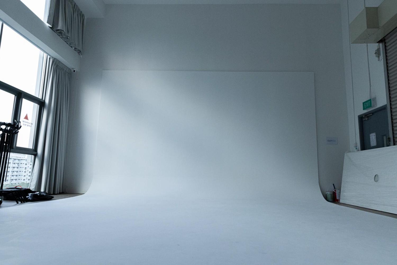 Photo Studio Near Aljunied Station with Cyclorama Wall